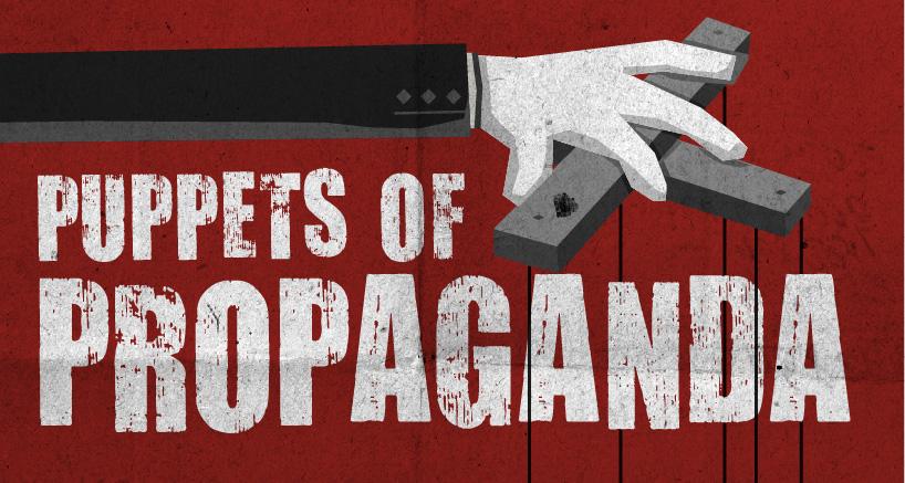 puppets of propaganda
